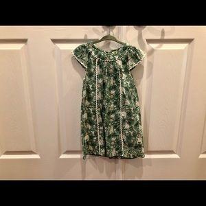 NWT Gymboree Sparkle Safari 4 5 6 7 Girls Ikat Ruffle Dress Girls